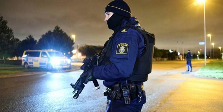 انفجار مهیب پایتخت سوئد را لرزاند