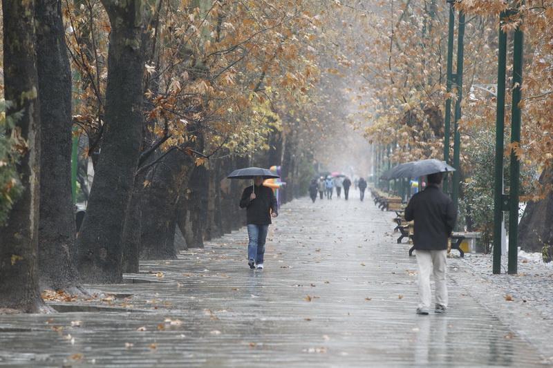 فردا دو سامانه بارشی وارد کشور می شود