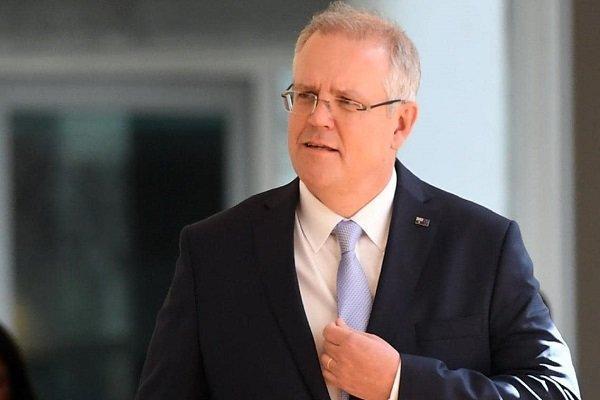 نخست وزیر استرالیا با تخم مرغ تهدید شد