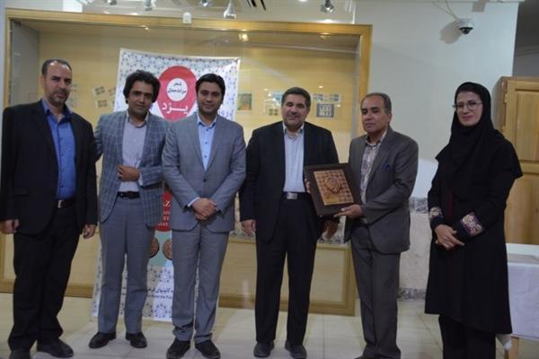 تجلیل از موزه داران و مجموعه داران برتر استان یزد