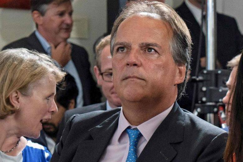 خبرنگاران معاون وزیر خارجه انگلیس تعلیق شد