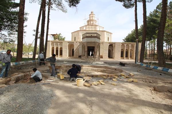 مرمت 25 بنای تاریخی خراسان جنوبی در سال 97