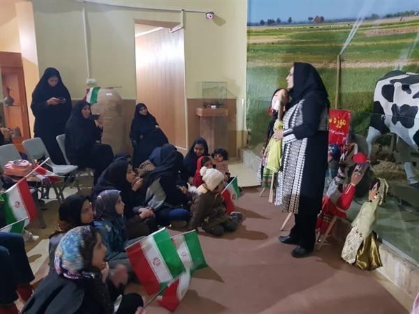 موزه سیار سفیران صلح در تایباد