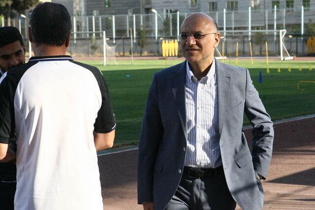 اعتراض فتحی به سازمان لیگ و انصاری فرد، همه چیز باید یکسان باشد