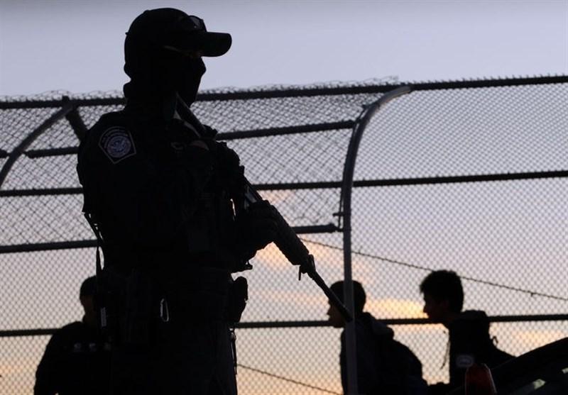 پنتاگون 5500 نظامی را برای مقابله با مهاجران در مرز مکزیک نگه می دارد