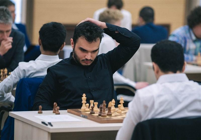 جام جهانی شطرنج، صعود طباطبایی در روز حذف قائم مقامی