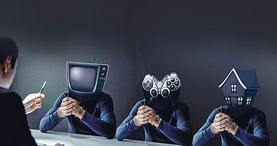 متهمان اصلی تنبلی بچه ها؛ از تلویزیون تا کوچه های ناامن