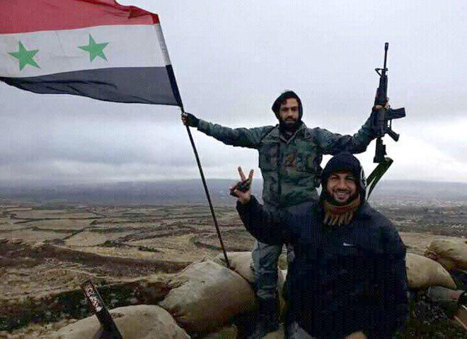 موافقت ارتش سوریه با آتش بس در ادلب