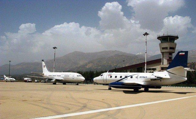 افزایش پروازهای فرودگاه یاسوج در دستور کار وزارت راه و شهرسازی
