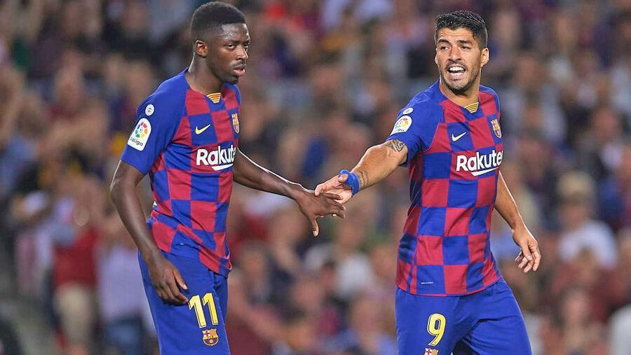 هفته 8 لالیگا؛ بارسلونا با گل باران سویا به رده دوم جدول رسید