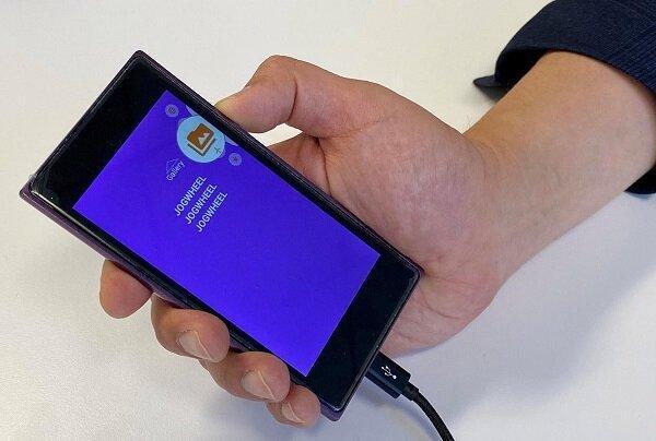 امواج فراصوت جایگزین دکمه های تلفن همراه می شود