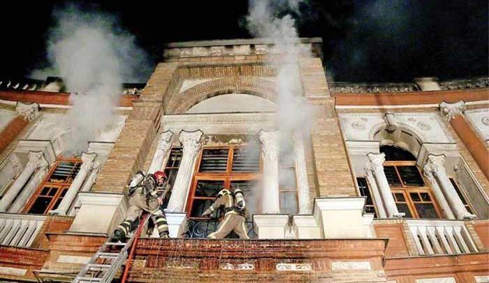 ضرورت بهسازی سیستم های الکتریکی بناهای تاریخی در برابر آتش سوزی