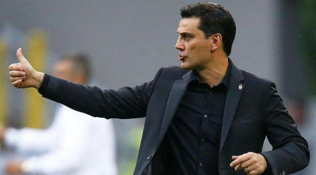 توصیه های مهم مونتلا به بازیکنان میلان بعد از برد