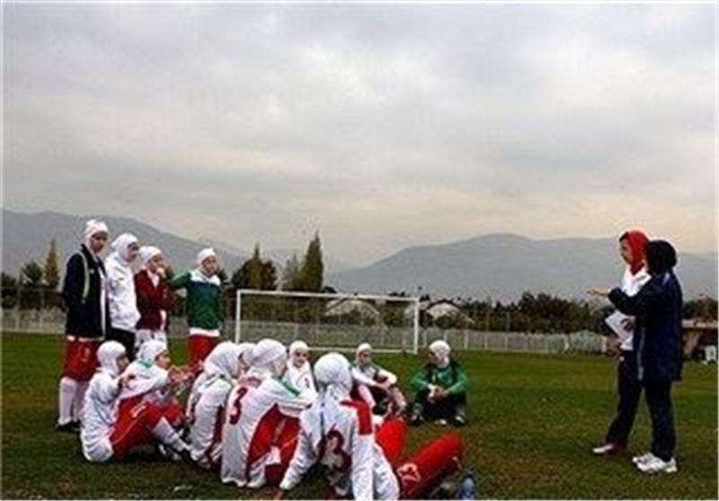 اعلام برنامه رقابت های فوتبال قهرمانی زیر 16 سال بانوان آسیا