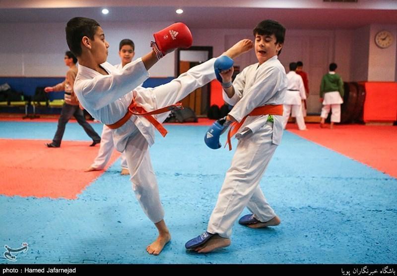 معرفی ترکیب تیم ملی کاراته نوجوانان برای شرکت در مسابقات قهرمانی آسیا