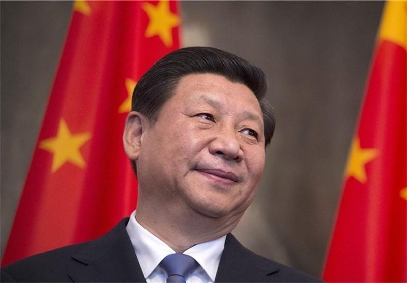 رئیس جمهور چین وارد تهران شد