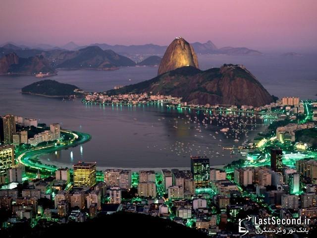 شگفت انگیز ترین مناظر دنیا