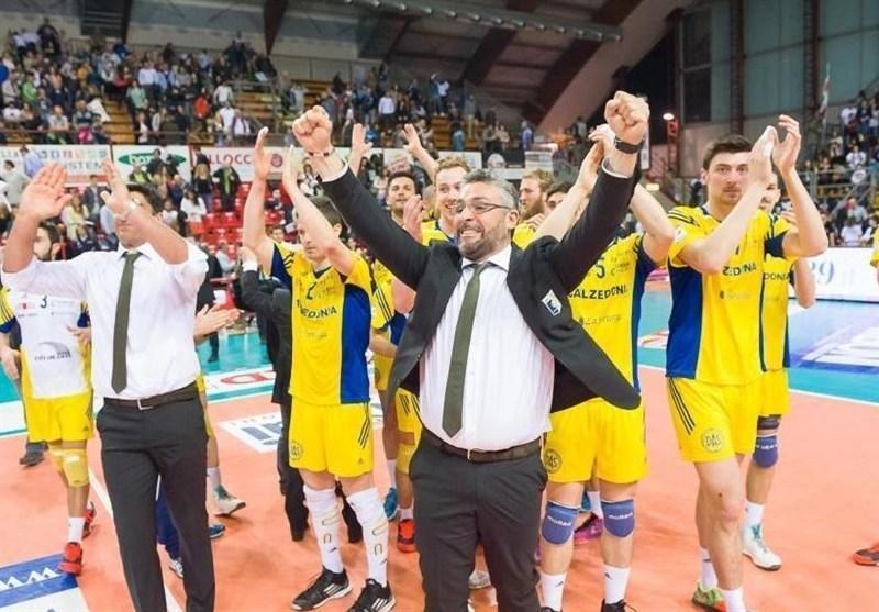 مارکِزی: یک بازیکن با استعداد ایرانی را به ایتالیا آوردیم