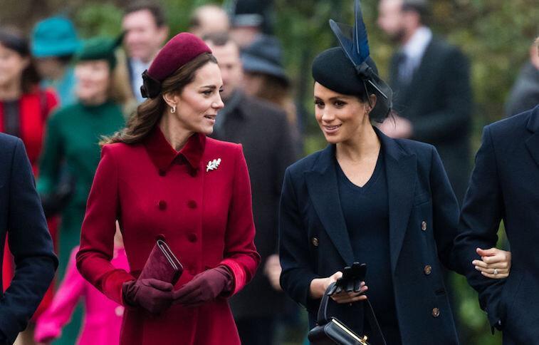 عروس های خاندان سلطنتی بریتانیا چه مسئله ای با هم دارند؟