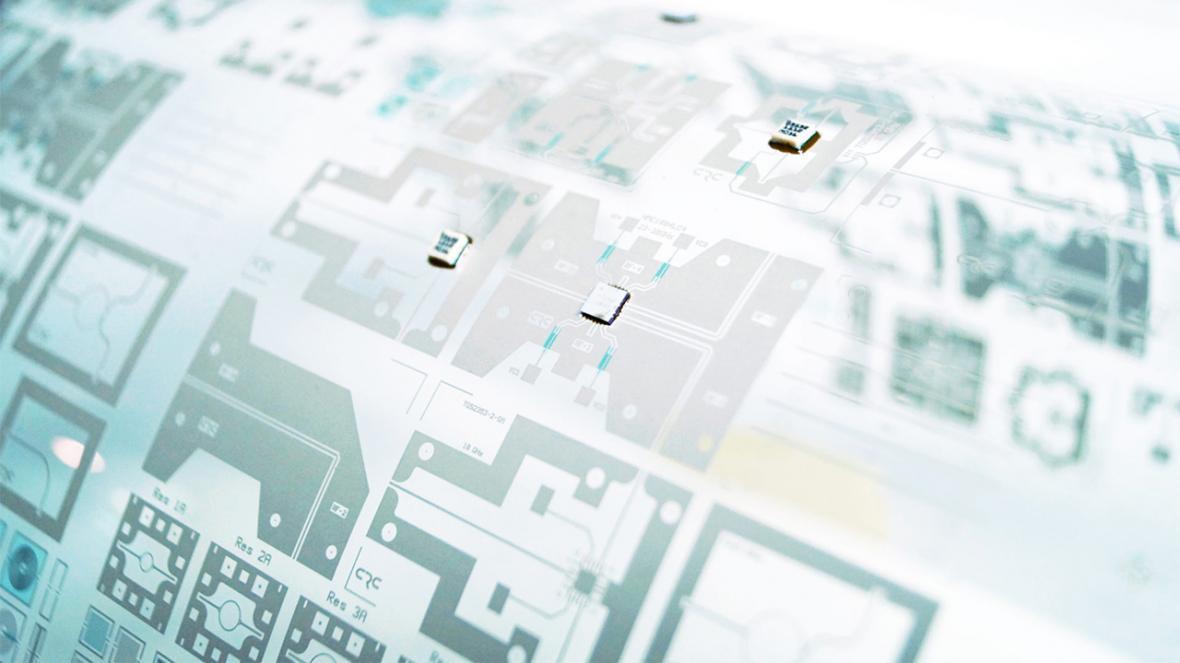 دبیرخانۀ کمیته فنی متناظر الکترونیک چاپی در ستاد نانو راه اندازی و مستقر شد
