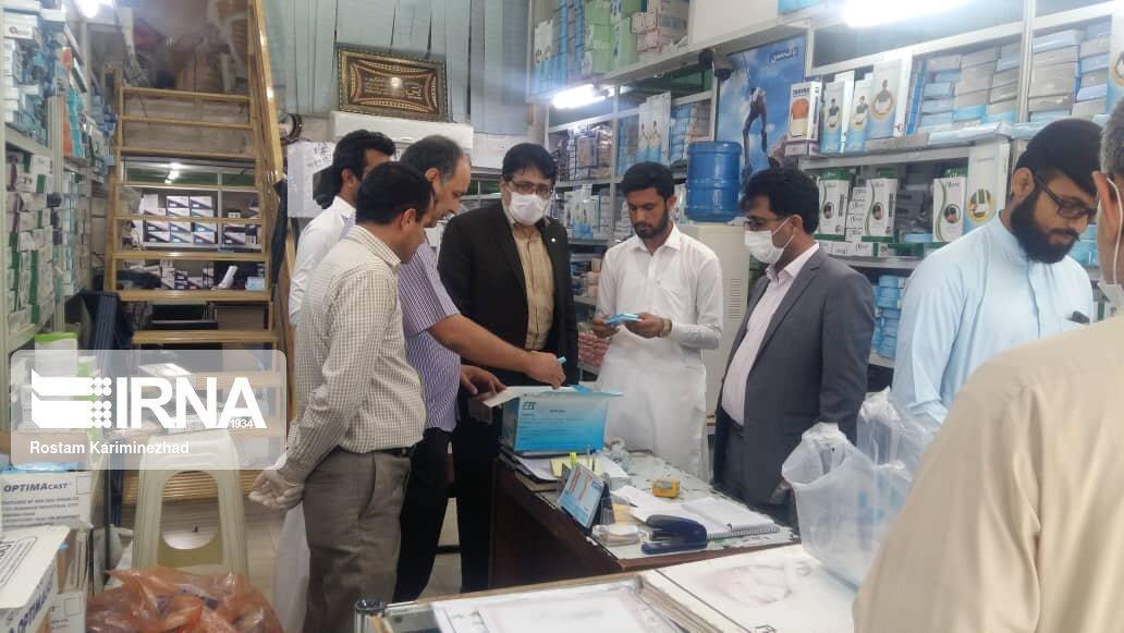 خبرنگاران توزیع کالای اساسی یارانه ای در چابهار آغاز شد