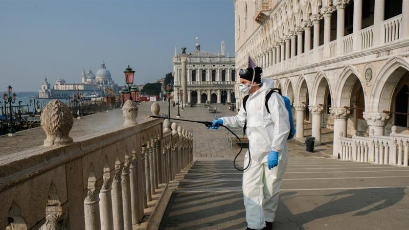 درخواست بعضی دانشجویان ایرانی مقیم ایتالیا برای بازگشت به کشور ، برگزاری کلاس ها به صورت آنلاین سخت است