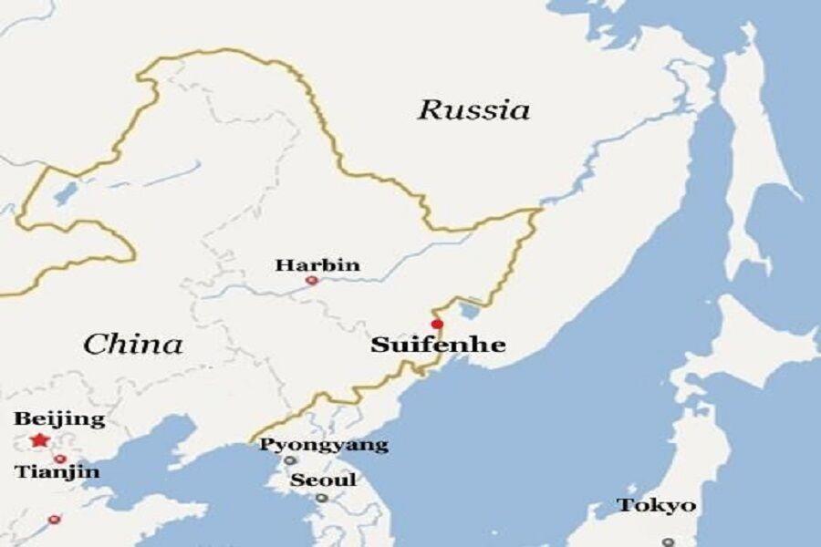 یک شهر جدید در چین قرنطینه شد