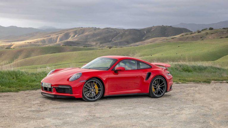 آنالیز فنی پورشه 911 توربو S کوپه 2021