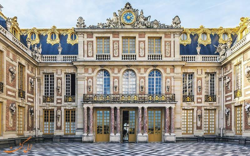آیا خبر آتش سوزی در کاخ ورسای حقیقت دارد؟!