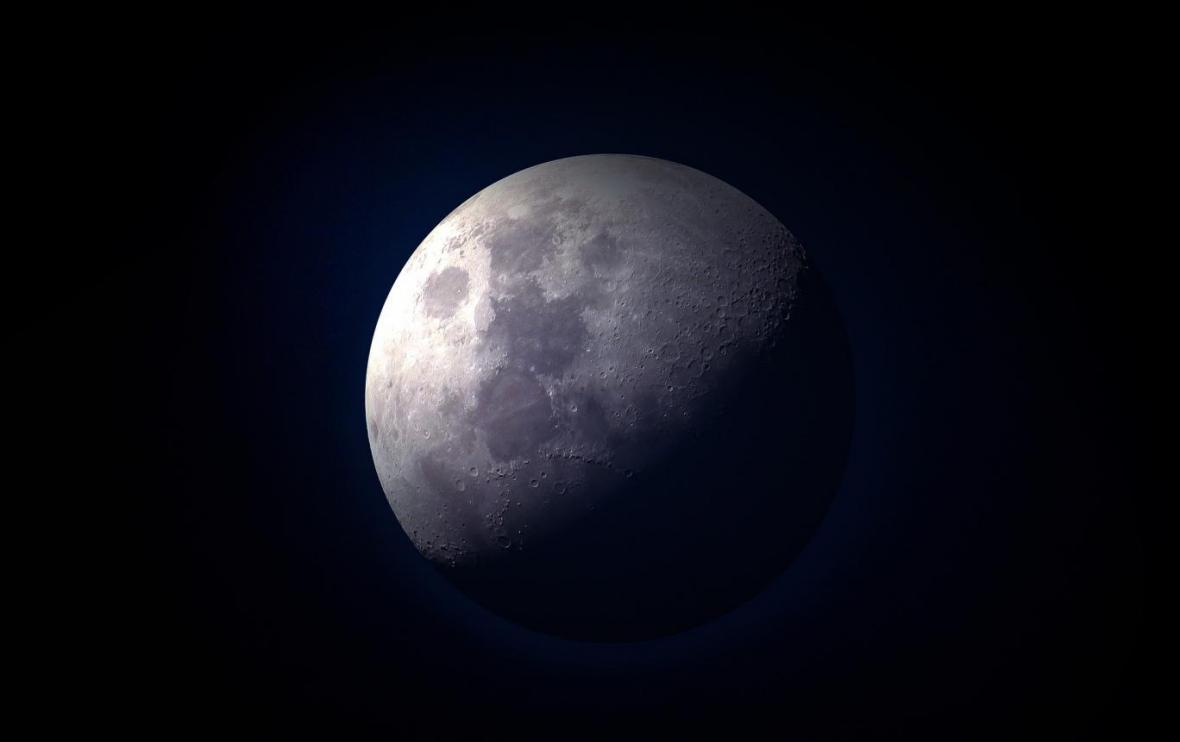 لایه بیرونی ماه چگونه ایجاد شده است؟
