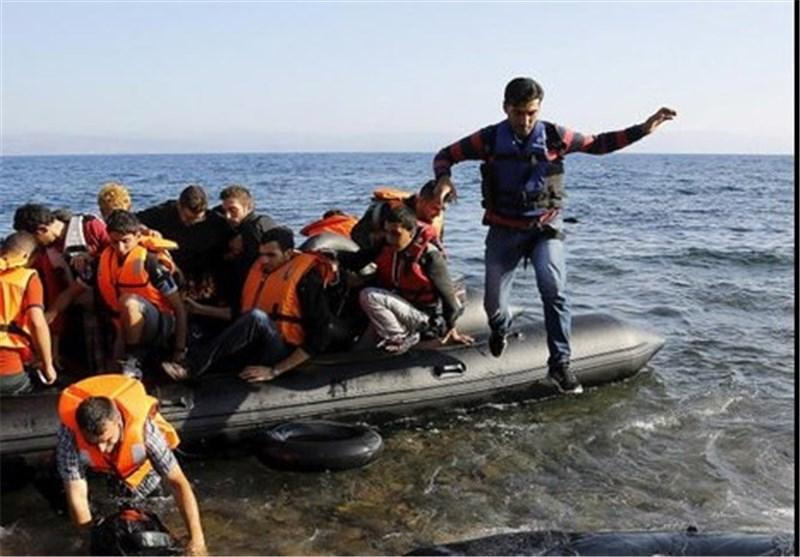 غرق شدن قایق دیگری از مهاجران در اروپا 9 کشته برجای گذاشت