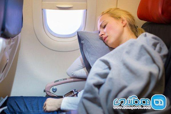 آشنایی با روش های جلوگیری از سرماخوردگی در هواپیما
