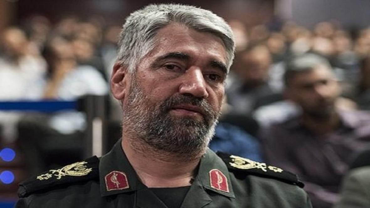 سردار علی فضلی یک کوه آهن