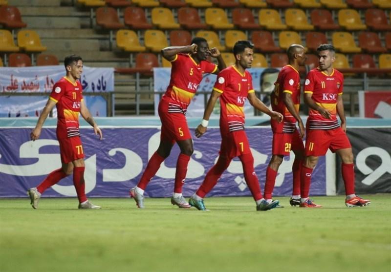 تیم منتخب هفته بیست ودوم رقابت های لیگ برتر به رنگ زرد و قرمز