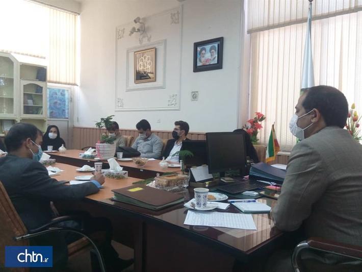 کارگروه مهر و میراث در شهرستان اسفراین تشکیل شد
