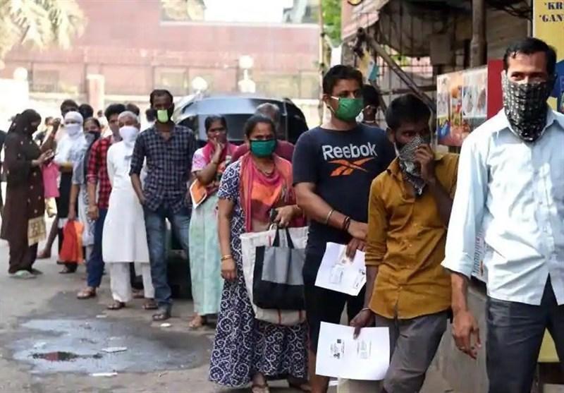 سیاه ترین روز کرونایی هند با بیش از 76 هزار بیمار جدید