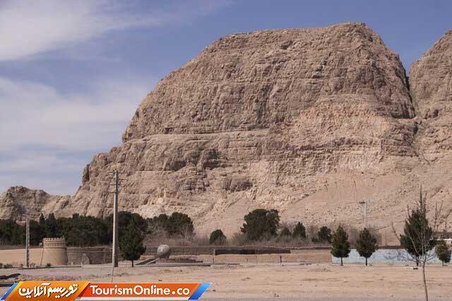 قلعه تاریخی شیوشگان کرمان ثبت ملی شد