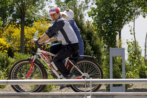 هزار ساختمان دوستدار دوچرخه در تهران