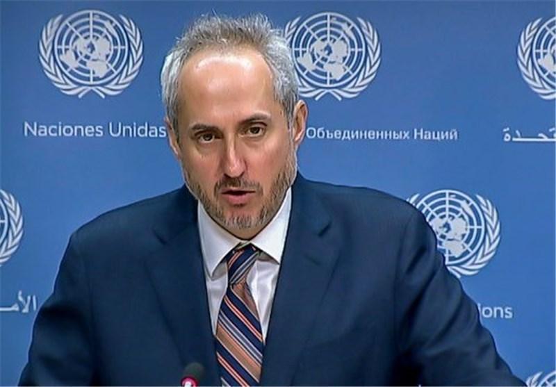 استقبال سازمان ملل از پیشنهاد پوتین برای کاهش اختلافات در شورای امنیت