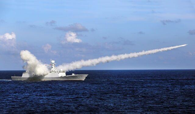 خبرنگاران خشم پنتاگون از آزمایش موشک های بالستیک چین