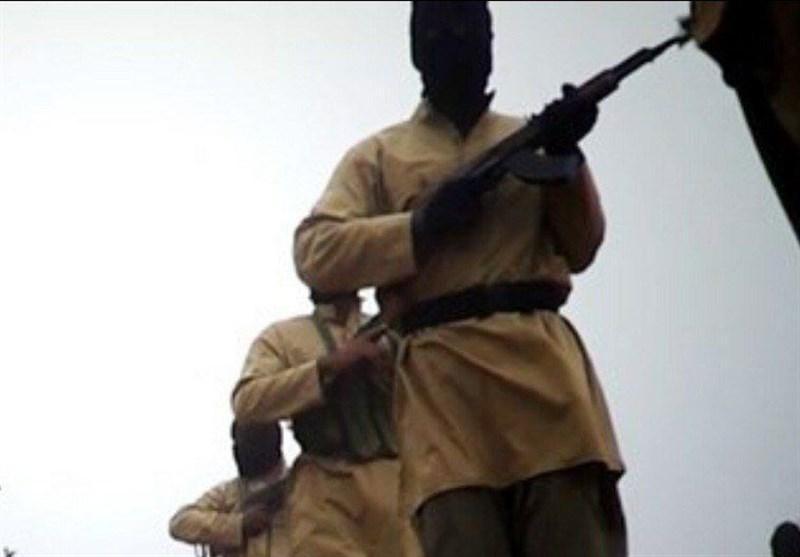 کشته شدن 4 سرکرده داعش در سامراء