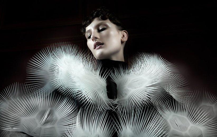 آیریس ون هرپن؛ طراح لباس یا معمار لباس؟