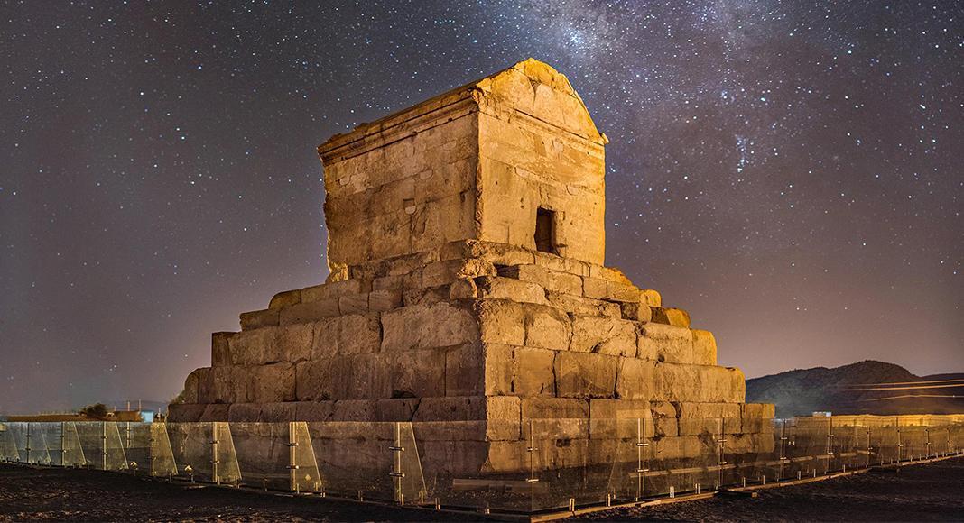پاسارگاد ؛ پایتخت نخستین امپراطوری دنیا