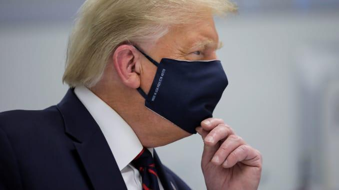 آخرین شنیده ها از شرایط ابتلای ترامپ به کرونا