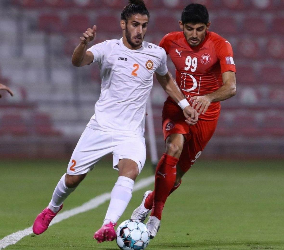 کوشش ترابی برای رسیدن به بازی نیمه نهایی امیرکاپ قطر مقابل مرخیا