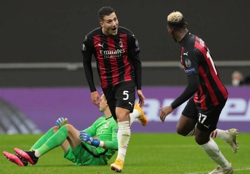 لیگ اروپا، پیروزی میلان و شکست سنگین خنت در حضور میلاد محمدی، تیم مورینیو مقابل یاران بیرانوند تسلیم شد