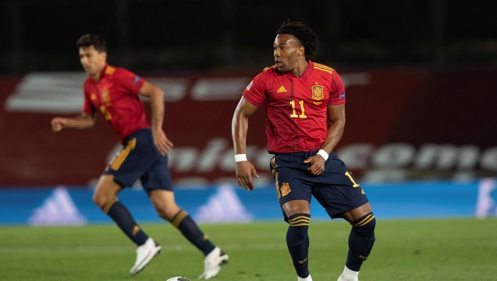 اوکراین 1 - 0 اسپانیا؛ شکست در شب بدشانسی!