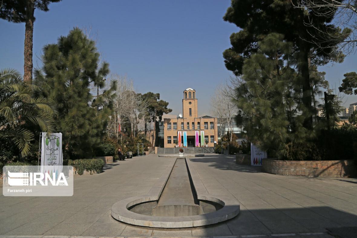 خبرنگاران شروع دور جدید خدمات مجازی گردشگری باغ موزه قصر تهران
