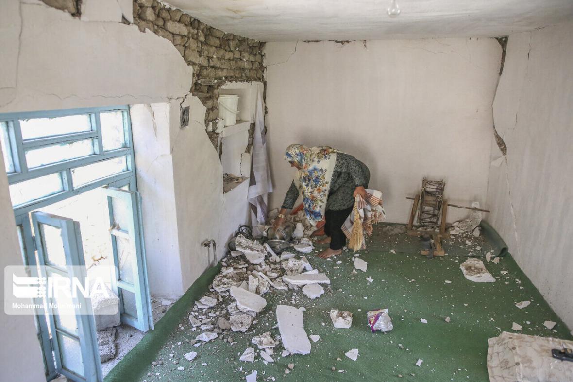 خبرنگاران زلزله در شرق گلستان مردم را به بیرون خانه ها کشاند