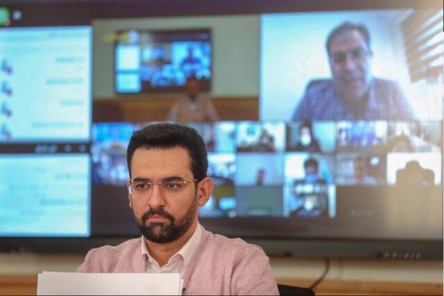 آذری جهرمی: 88 روستا در استان فارس به اینترنت متصل شدند